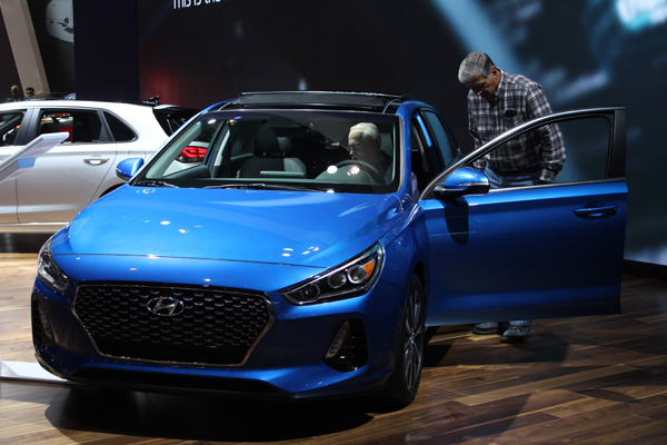 "<div class=""meta image-caption""><div class=""origin-logo origin-image wls""><span>WLS</span></div><span class=""caption-text"">The 2018 Hyundai Elantra GT at the 2017 Chicago Auto Show on February 13, 2017.</span></div>"
