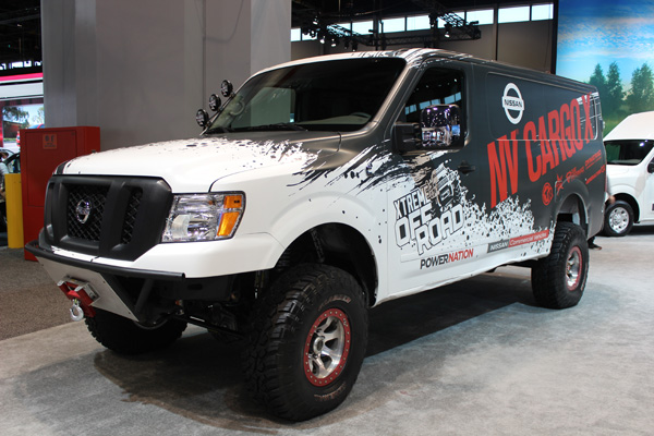 <div class='meta'><div class='origin-logo' data-origin='WLS'></div><span class='caption-text' data-credit=''>The Nissan NV Cargo X concept at the 2017 Chicago Auto Show on February 13, 2017.</span></div>