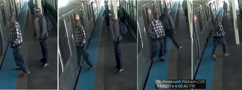 The Chicago Police Department released surveillance images of the suspects sought in multiple CTA Orange Line robberies Wednesday afternoon. <span class=meta></span>
