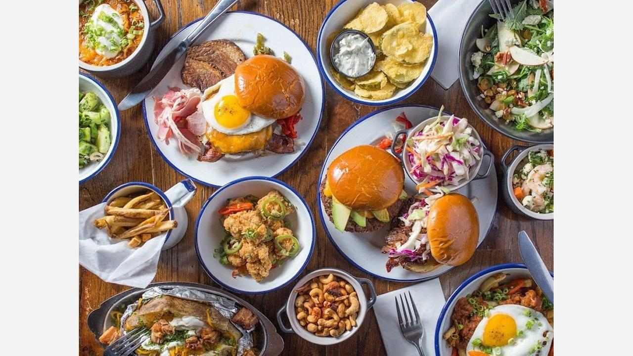 Score Burgers And More At Humboldt Park's New 'The Shelby'