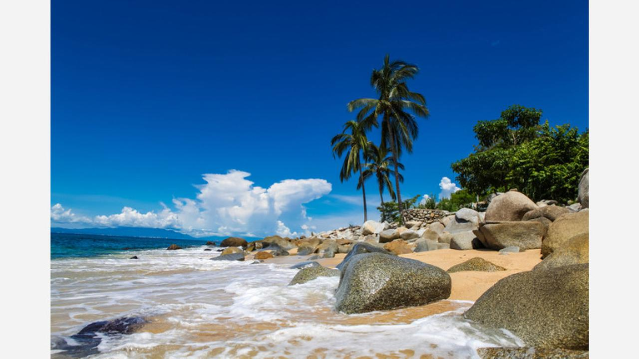 The beaches of Puerto Vallarta. | Photos: Shutterstock