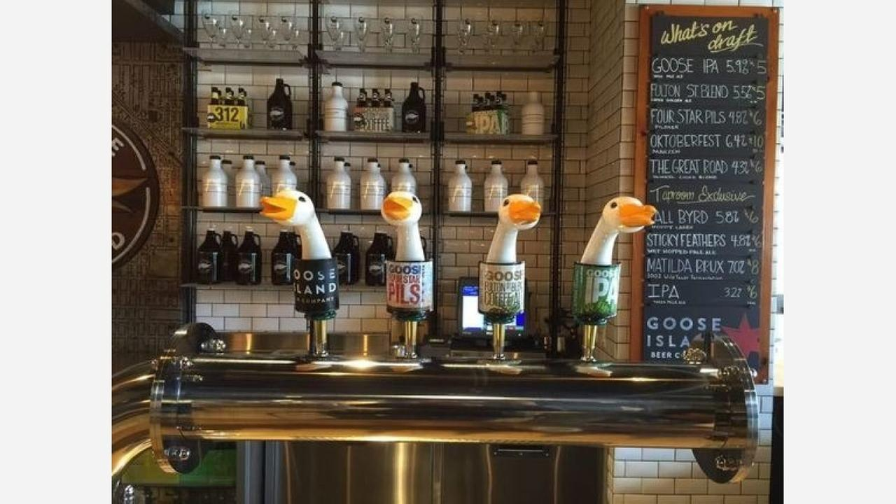 Goose Island Tap Room. | Photo: Gerry S./Yelp