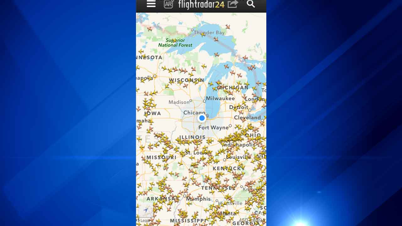 Photos Fire At Faa Facility In Aurora Causes Ground Stop At O Hare Midway