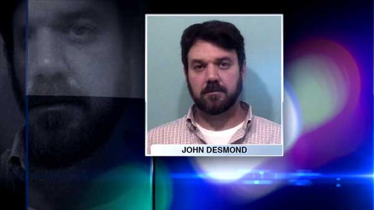 John Desmond, a teacher at Neuqua Valley High School, has been arrested for inappropriate emails exchanged with a 16-year-old girl, police said.