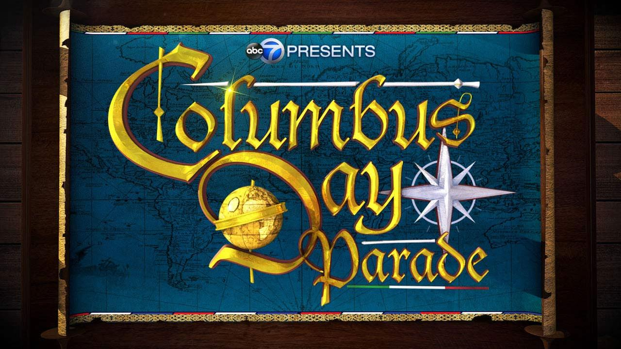 Chicago Columbus Day Parade