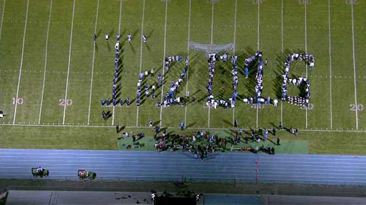 This week, we feature Thornridge High School on ABC7s Friday Flyover, celebrating high school sports!