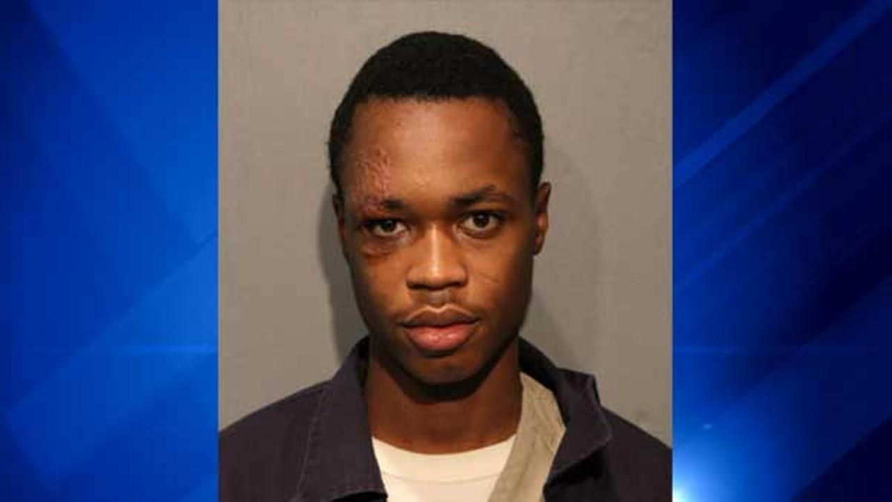 Calvan Colbert, 18, was charged in a September shooting that left three people dead and two others wounded in Chicagos Fuller Park neighborhood.