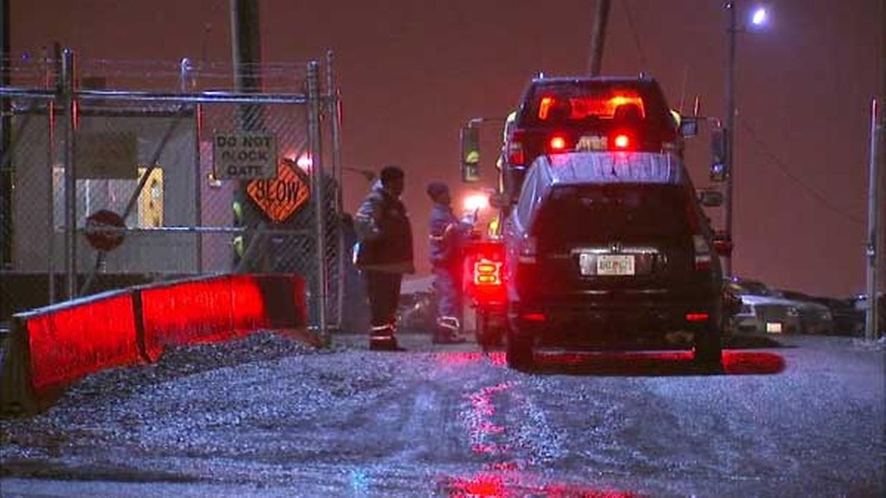 Chicagos overnight winter parking ban went into effect at 3 a.m. Tuesday. Several unhappy drivers will have to visit the impound lot after their vehicles were towed overnight.