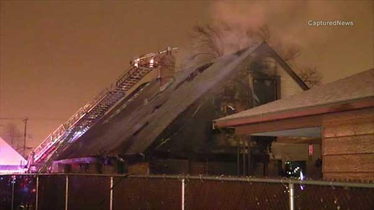 A man was critically injured in a house fire on Chicagos Southwest Side.