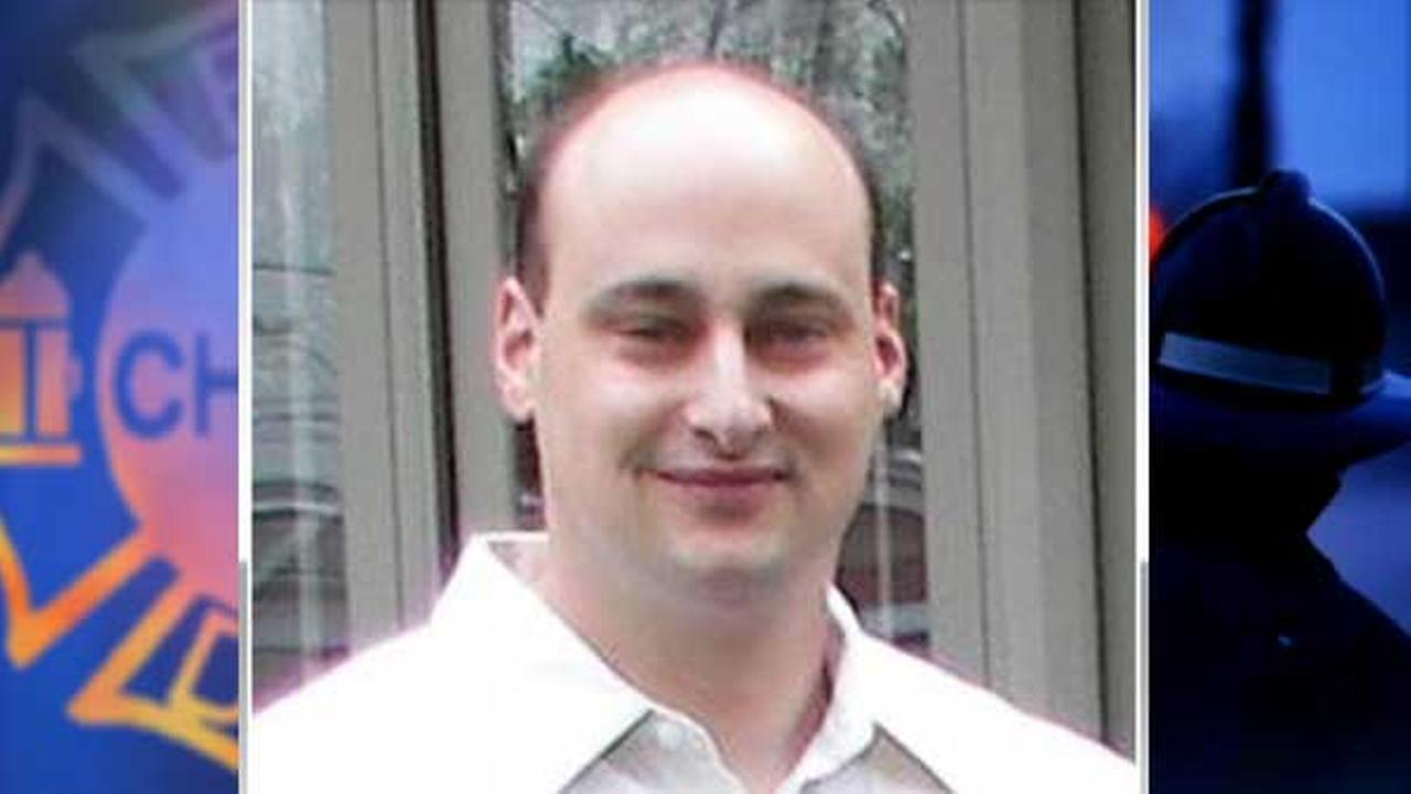 Firefighter Daniel Capuano, 42, was killed while battling a blaze in the citys South Chicago neighborhood.