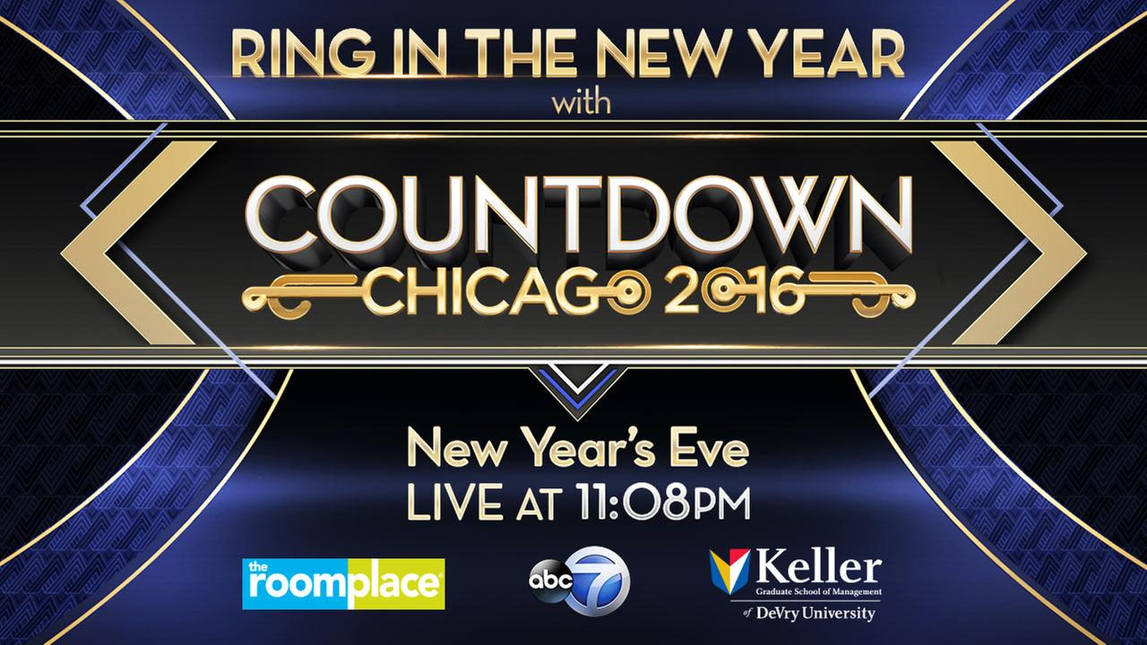 Countdown Chicago 2016 | abc7chicago.com