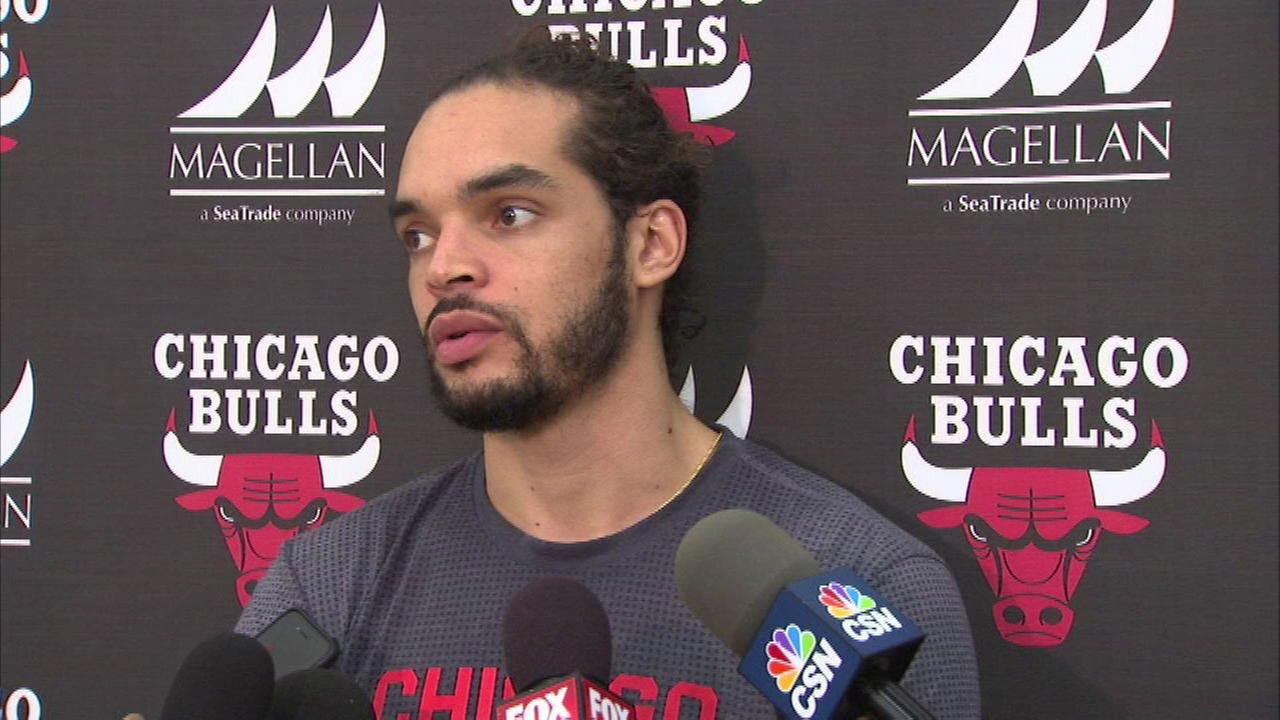 Bulls' Joakim Noah to have shoulder surgery, out 4-6 months