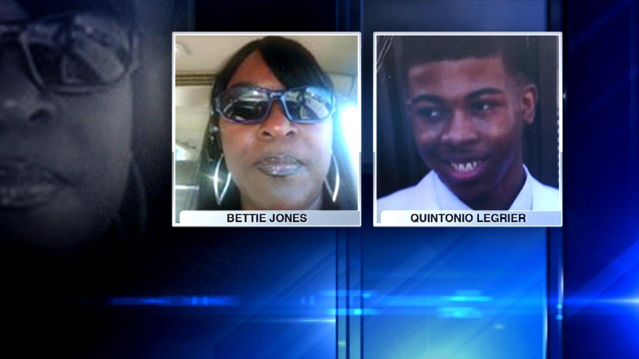 Bettie Jones, 55, and Quintonio LeGrier, 19, were fatally shot by police.