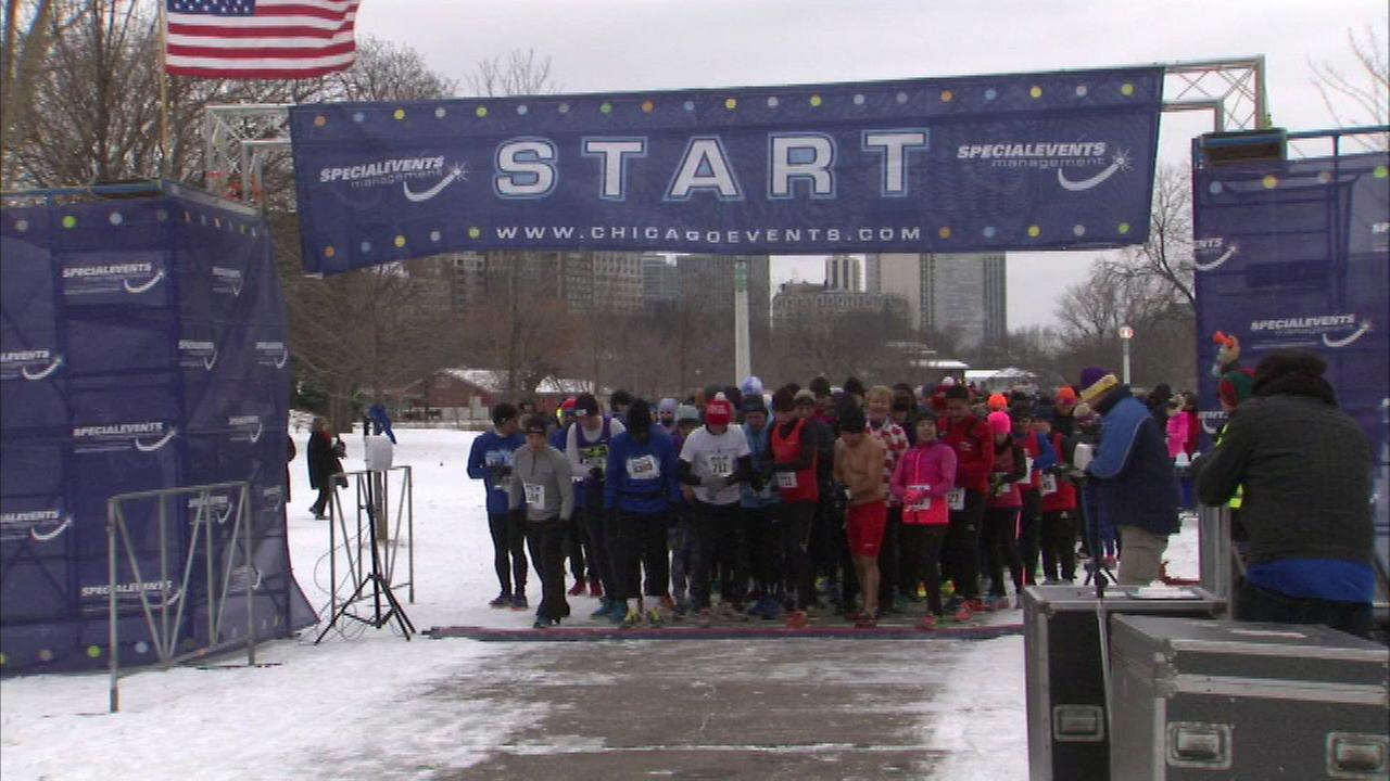 Lincoln Park hosts first 5k race of the year