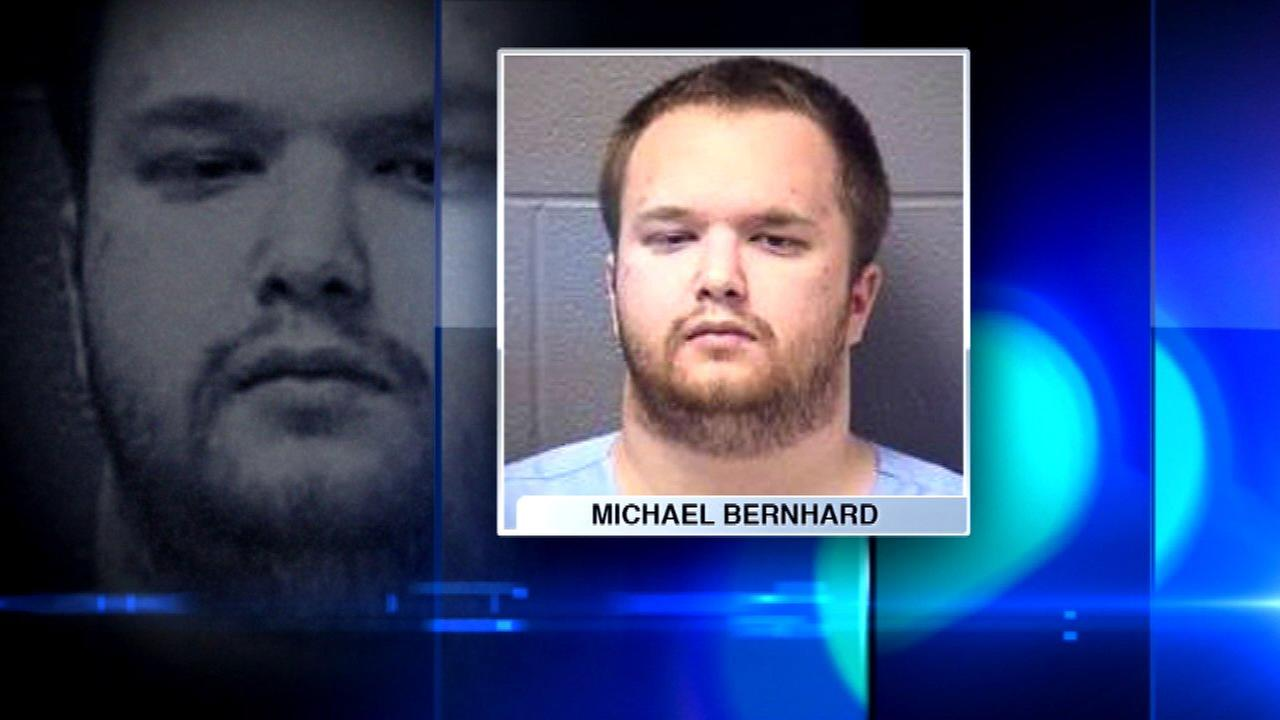 Illinois man allegedly tried to kill mom to pay for college with insurance money