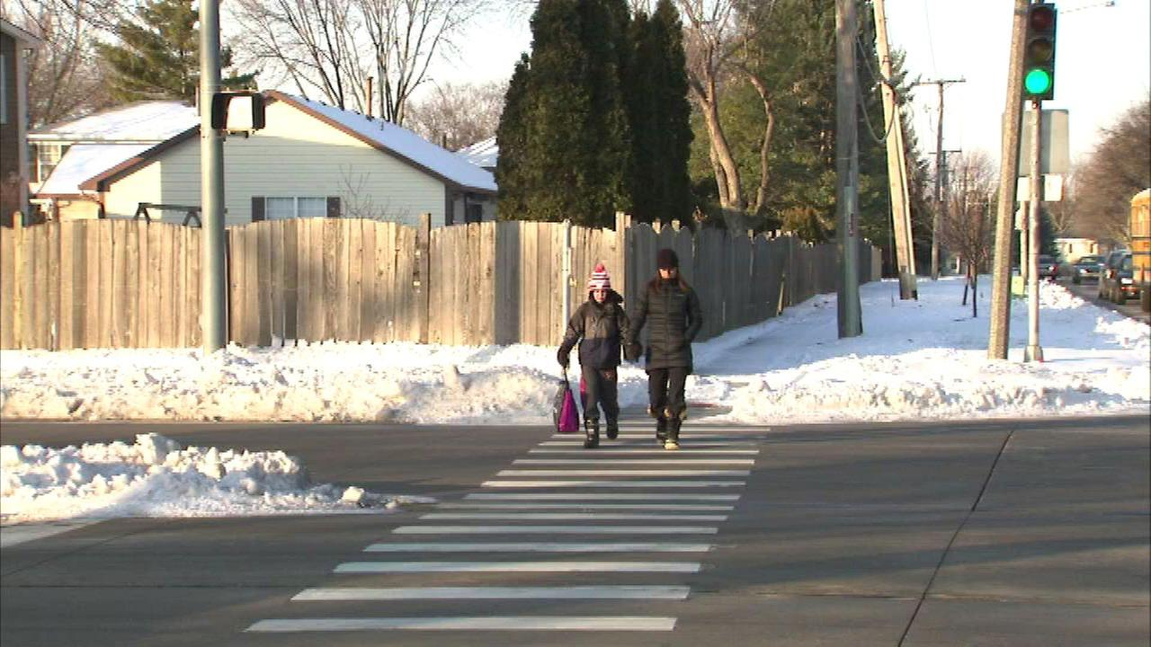 Buffalo Grove no longer has crossing guards for students