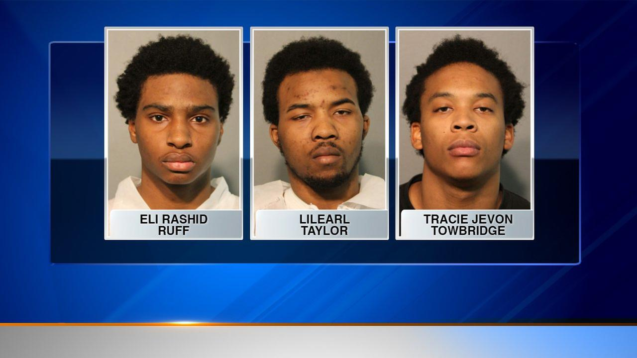 3 charged in Lakeview assault of 77-year-old woman