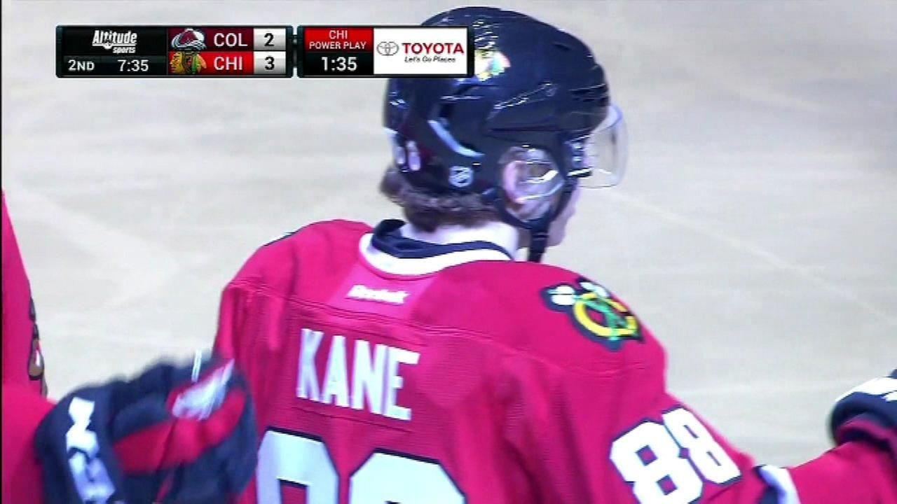 Towes, Kane top sellers among NHL jerseys in 2015