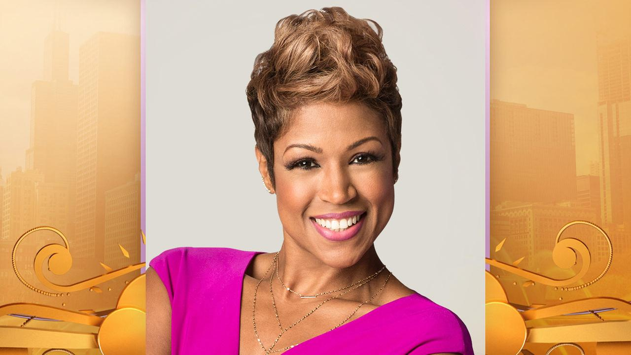 Windy City LIVE co-host Val Warner