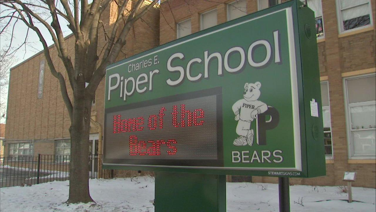 Piper Elementary in Berwyn.