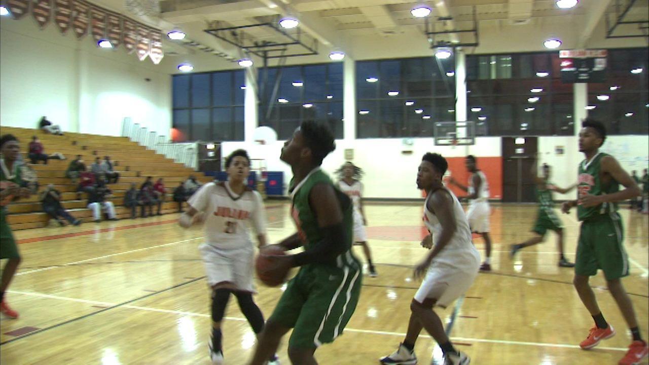 Morgan Park-Simeon basketball game postponed