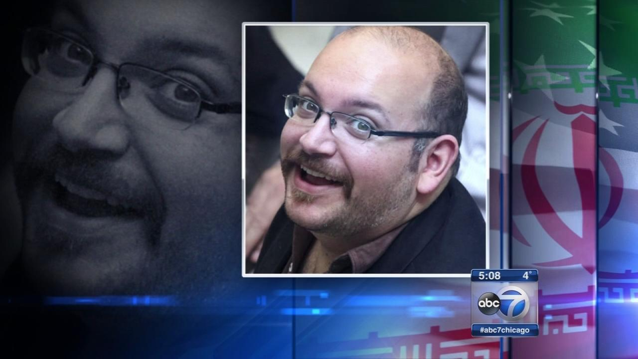 Finally free, journalist Jason Rezaian wants to see a Warriors game