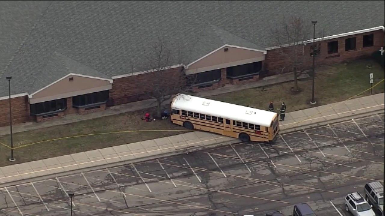 Indianapolis principal killed after pushing kids away from out-of-control bus