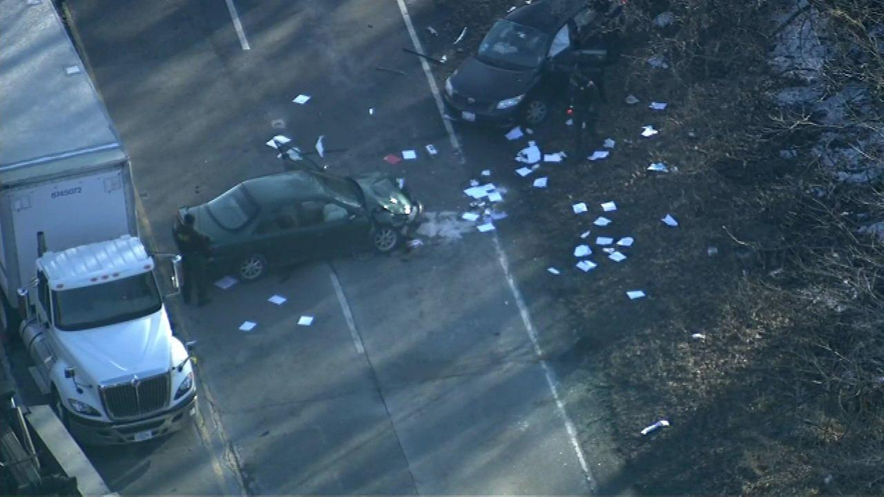 Harlem reopens after fatal crash in Stickney
