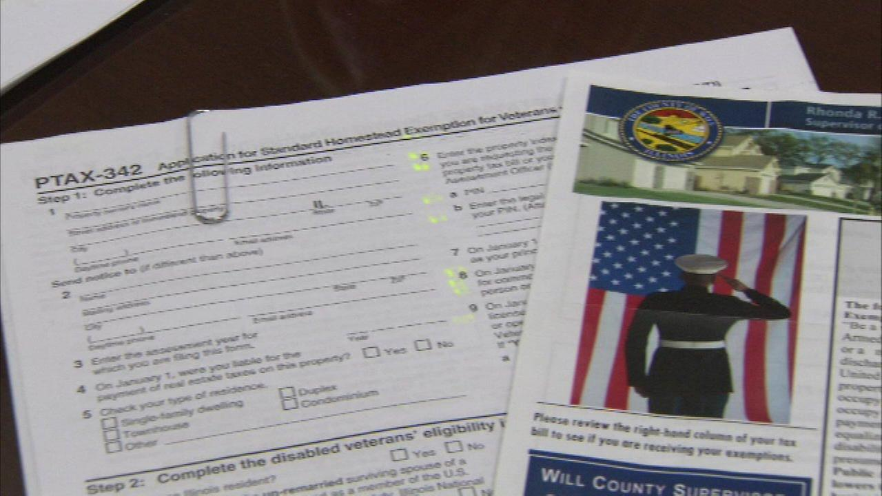 Disabled veterans can learn about tax exemptions at February meetings