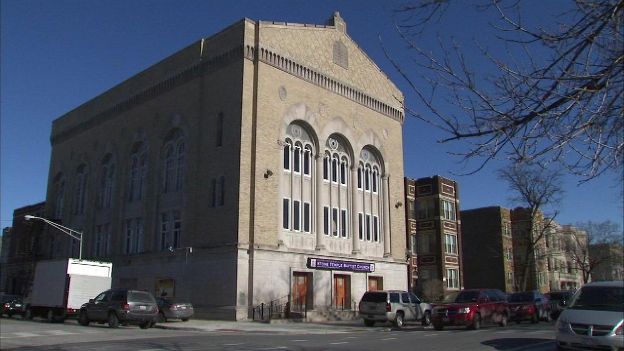 Committee considers landmark status for Stone Temple Baptist