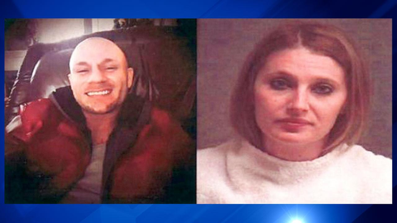 Blake Fitzgerald (right) and Brittany Nicole Harper, of Joplin, Mo., were wanted in connection with a series of robberies and kidnappings in Georgia and Alabama.