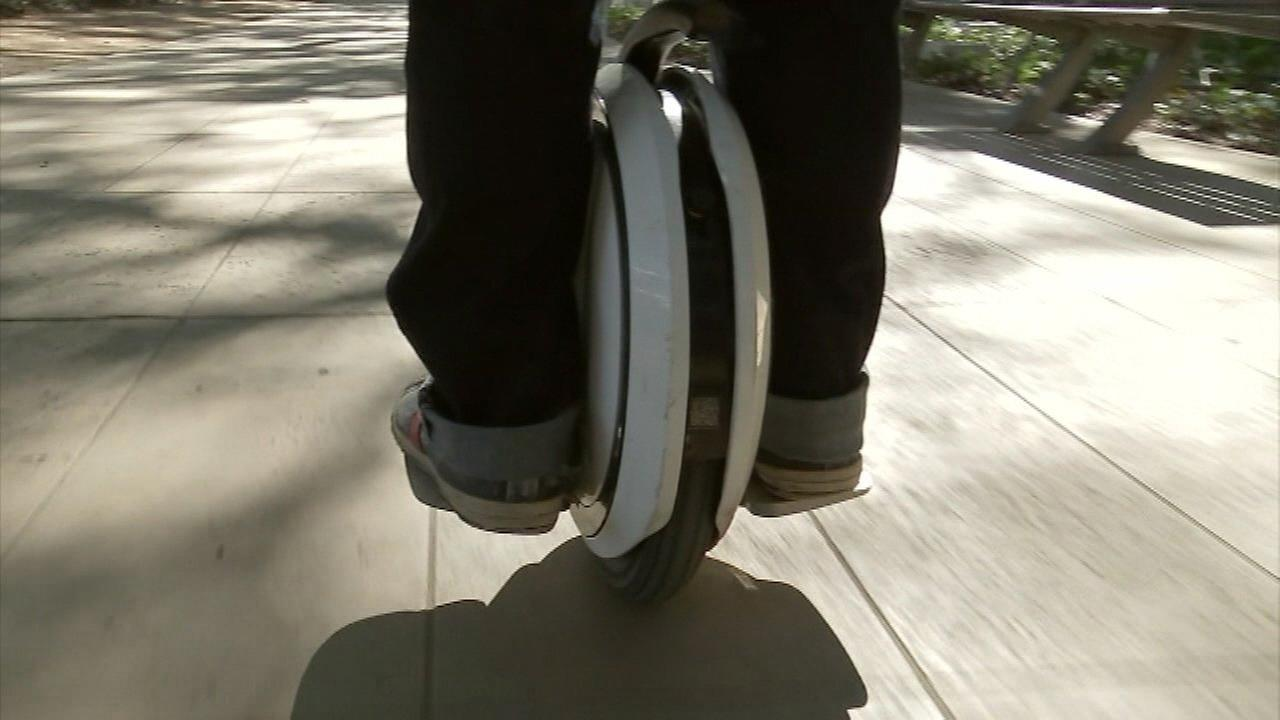 E-unicycle - the next hoverboard?