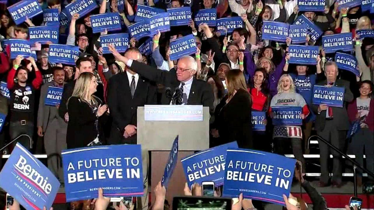 Bernie Sanders to open Chicago campaign office ahead of March 15 primary