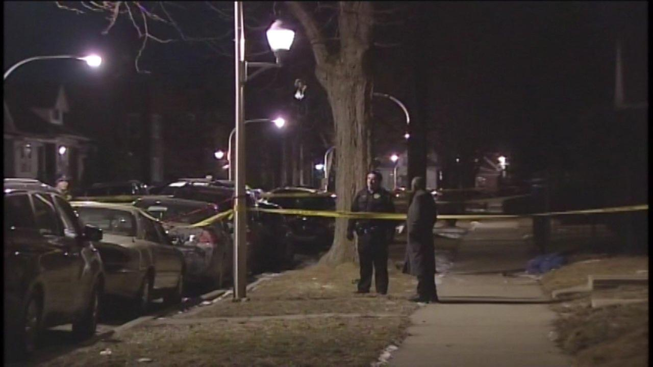 Teen hits 3 relatives with car, killing father, on West Side, police say