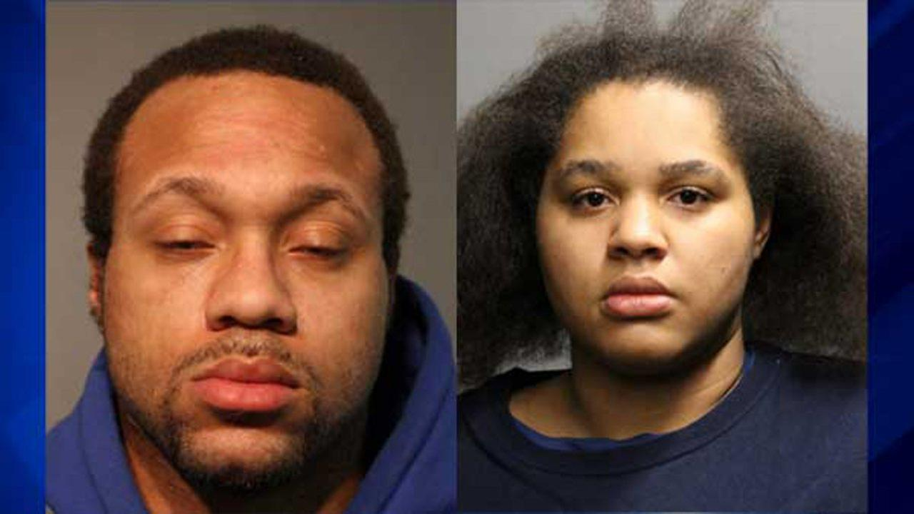 Alexander Robinson, 28, and Shatara Lehmann, 25, were charged in connection with a deadly beating in Chicagos West Ridge neighborhood.