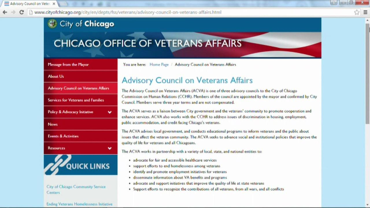 New city of Chicago website seeks to help veterans