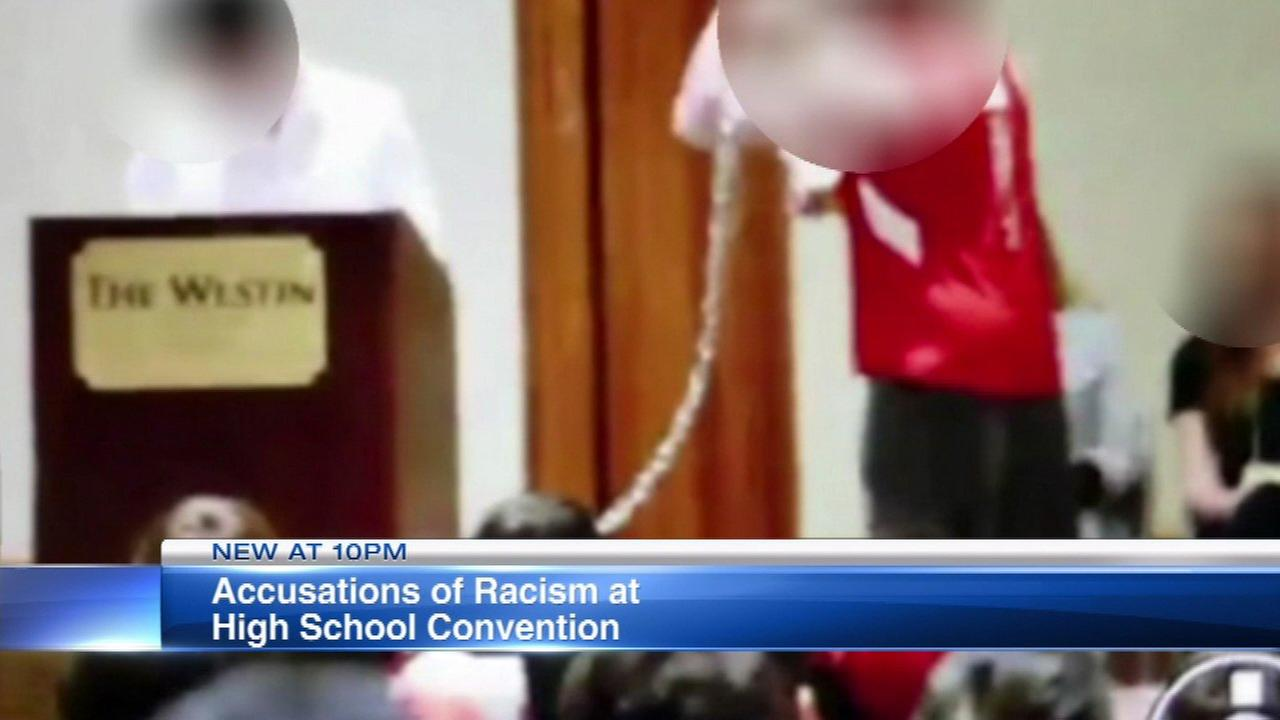 Mock slave auction causes controversy at high school event