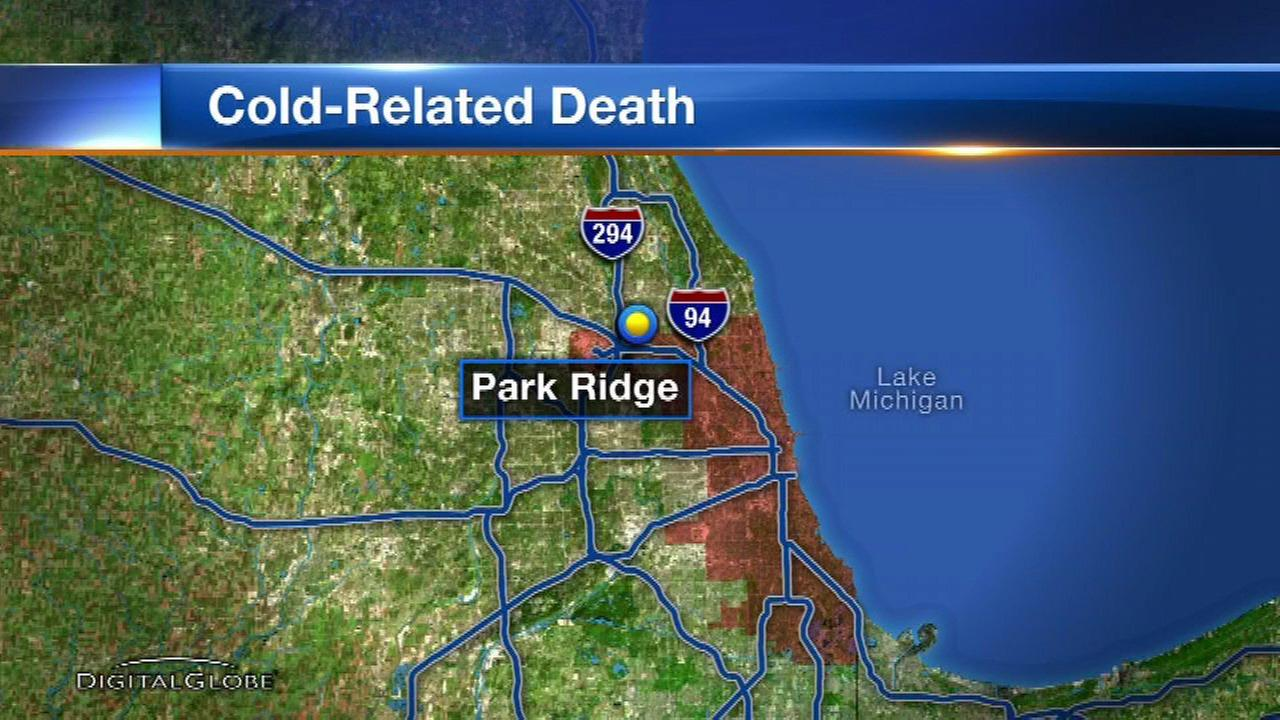 Park Ridge man, 27, is Cook Co.'s 15th cold-related death of winter