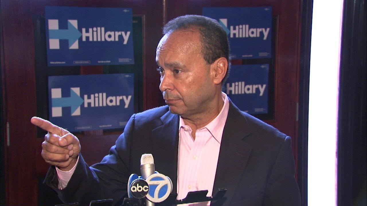 Rep. Gutierrez won't seek re-election; may run for gov of Puerto Rico