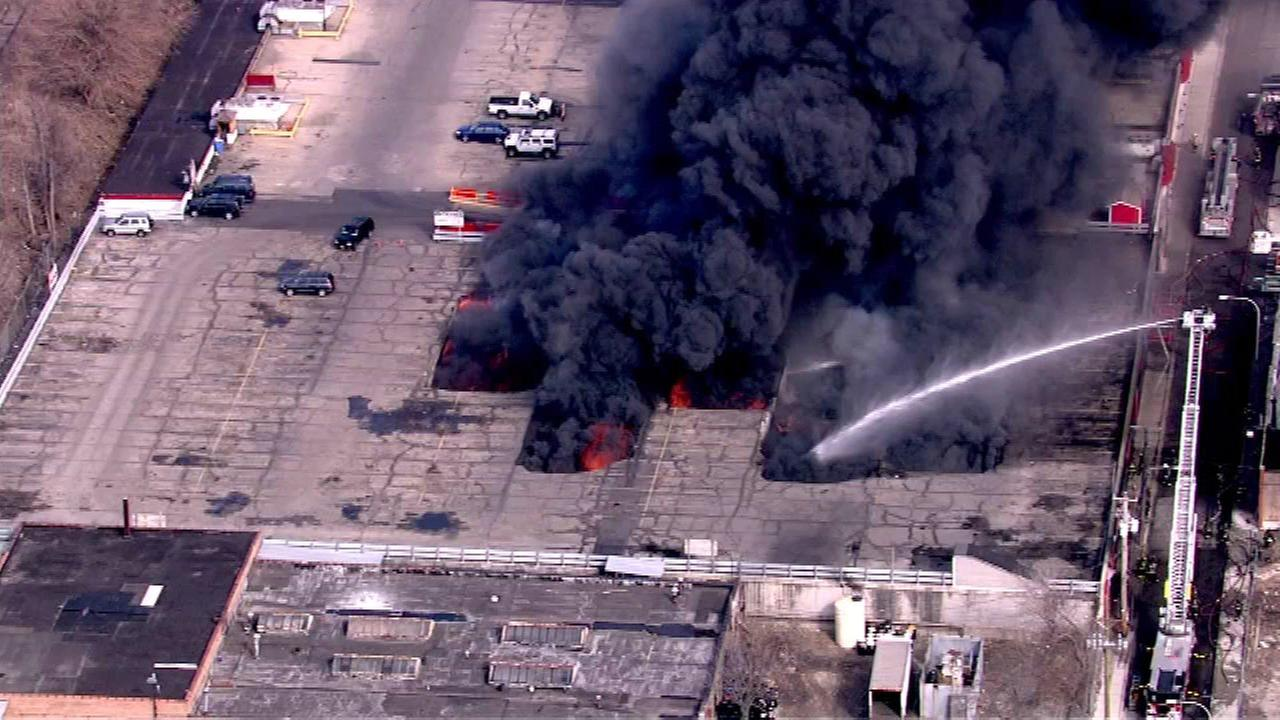 Flea market fire in West Humboldt Park ruled accidental, officials say