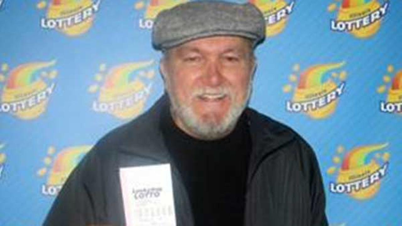 Oak Lawn man wins $750K in Lucky Day Lotto