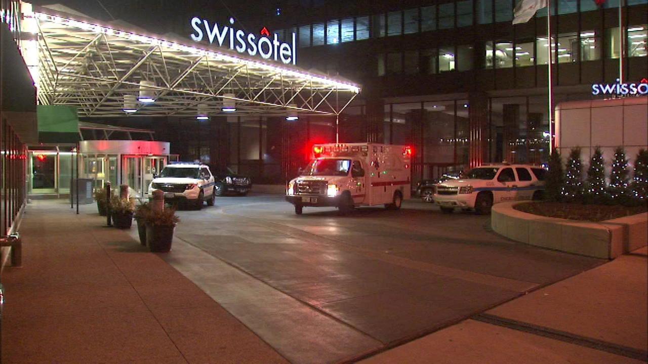 Man injured in altercation at Swissotel Chicago hotel