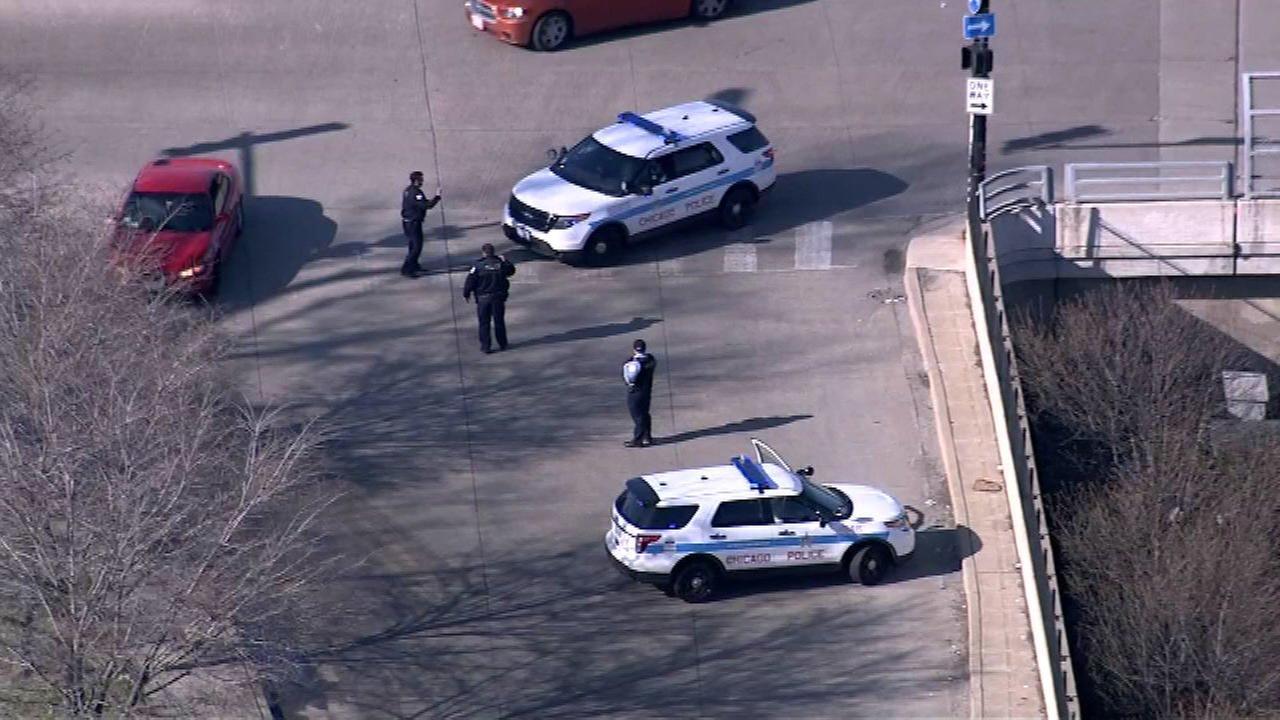 2 men in SUV shot in Englewood