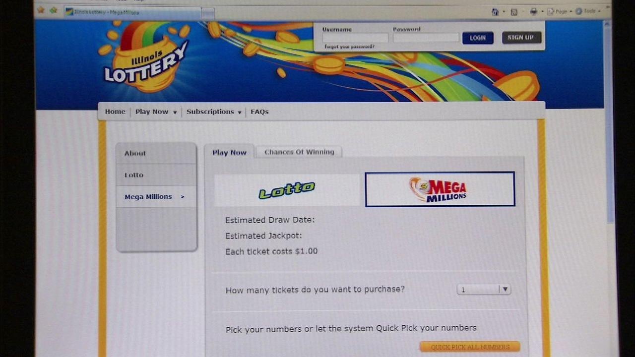 Online lottery tickets to continue in Illinois