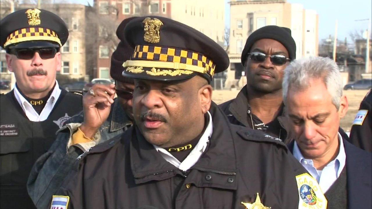 Report: Mayor selects Eddie Johnson as new CPD Superintendent