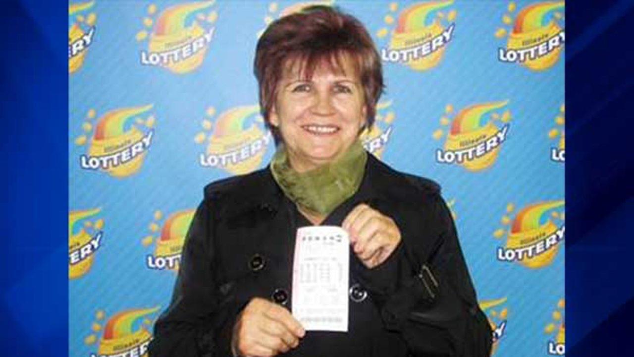 Jadwiga Nowakowska, 53, of Burr Ridge, Ill.