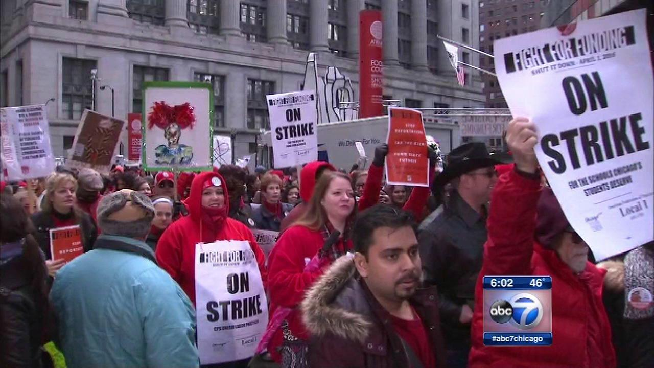 Chicago Public Schools Fiscal Year 2016 Budget