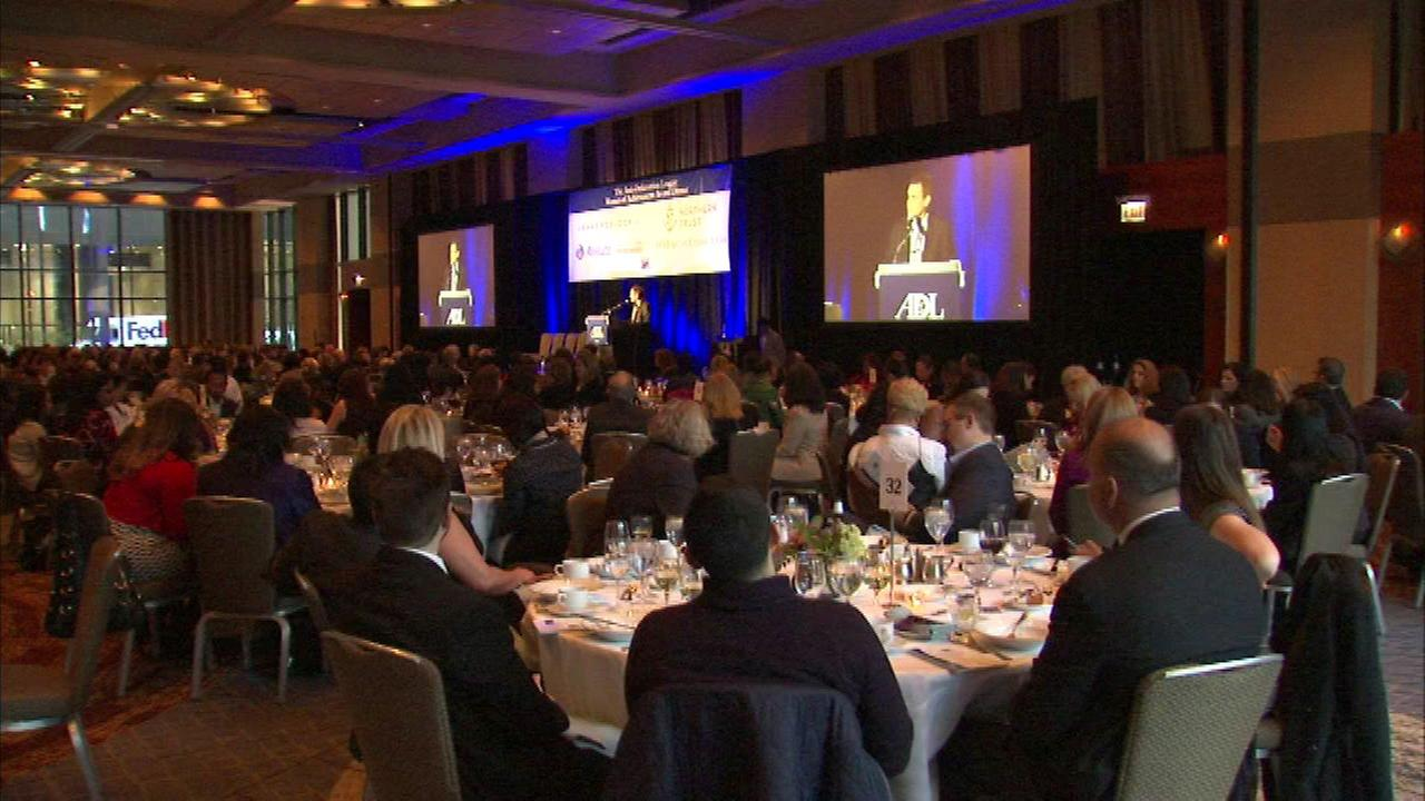 Chicagos Anti-Defamation League honored four women at its annual Women of Achievement Awards Dinner.