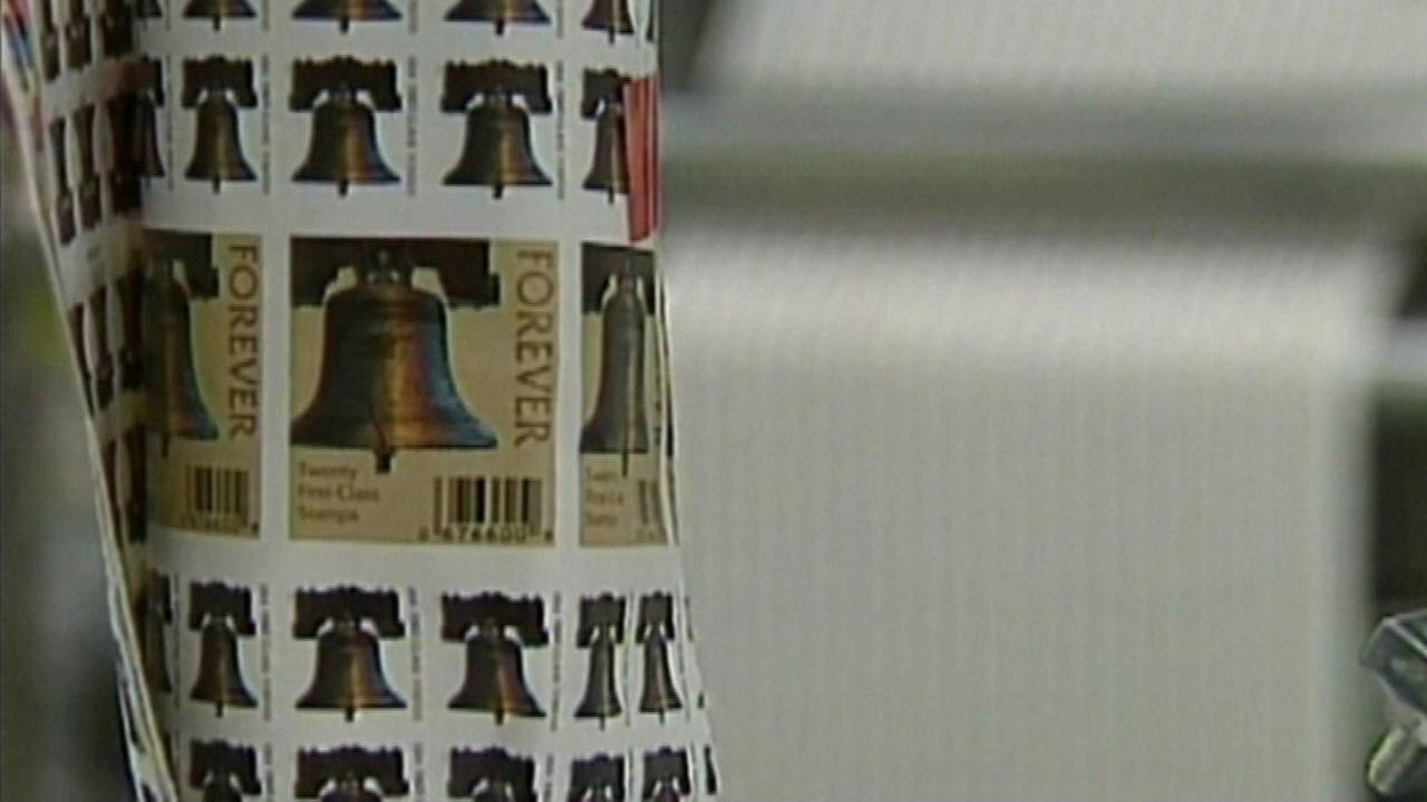 Stamp prices drop first time in nearly 100 years