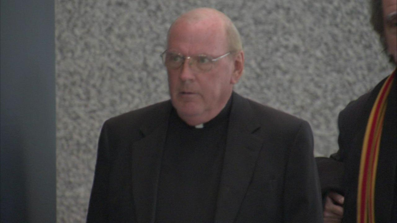Priest wants to stall sentencing in mob case